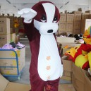 Supply Cartoon Costumes Walking Cartoon Doll Cartoon Doll Clothing Cartoon Costumes Cai Dog Mascot Costume