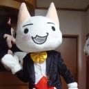 Supply Cartoon Costumes Walking Cartoon Doll Clothing Cartoon Costumes Cartoon Cat Dolls Mascot Costume