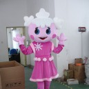 Supply Cartoon Costumes Walking Cartoon Walking Doll Clothing Doll Clothing Snow Princess Mascot Costume