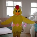 Cartoon Doll Clothing Cartoon Show Clothing Apparel Clothing Film and Television Animation Cartoon Chick Mascot Costume