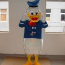 Supply Promotional Cartoon Costumes Walking Cartoon Doll Clothing Doll Cartoon Donald Duck Cartoon Costumes Mascot Costume