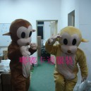 Supply Walking Cartoon Doll Clothing Cartoon Costumes Jumping Monkey Dolls Mascot Costume