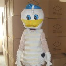Supply Walking Cartoon Doll Clothing Cartoon Show Clothing Cartoon Baby Duck Cartoon Costumes Mascot Costume