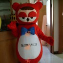 Supply Walking Cartoon Doll Clothing Cartoon Show Clothing Cartoon Cat Cartoon Costumes Mascot Costume