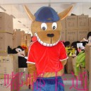 Supply Cartoon Costumes Walking Cartoon Doll Clothing Film and Television Animation Cartoon Costumes Dunk Flying Squirrel Mascot Costume