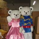 Supply Cartoon Costumes Walking Cartoon Doll Doll Clothing Cartoon Costumes Cartoon Bear Mascot Costume