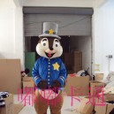 Supply Walking Cartoon Doll Clothing Cartoon Movie Cartoon Squirrel Clothing Mascot Costume