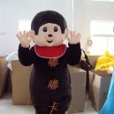 Supply Walking Cartoon Doll Clothing Cartoon Show Clothing Cartoon Children Cartoon Clothing Qiqi Mascot Costume