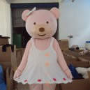 Supply Walking Cartoon Doll Clothing Cartoon Show Clothing Children Cartoon Clothing Cartoon Bear Mascot Costume