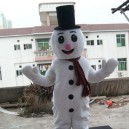 Supply Cartoon Costumes Walking Cartoon Doll Clothing Cartoon Clothing Snowman Mascot Costume