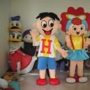 Supply Cartoon Costumes Walking Cartoon Doll Clothing Cartoon Costumes Cartoon Doll Mascot Costume