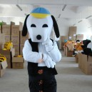 Supply Cartoon Costumes Walking Cartoon Doll Clothing Cartoon Costumes Cartoon Snoopy Dolls Mascot Costume