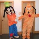 Supply Cartoon Costumes Walking Cartoon Doll Clothing Cartoon Costumes Hey Goofy Dog Mascot Costume
