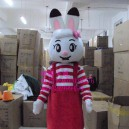 Supply Chi Chi Cartoon Costumes Walking Cartoon Doll Clothing Cartoon Clothing Kiki Rabbit Mascot Costume