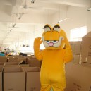 Supply Manufacturers Sold Clothing Walking Cartoon Cartoon Doll Clothing Doll Cartoon Garfield Cartoon Costumes Mascot Costume