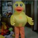Supply Walking Cartoon Doll Clothing Cartoon Show Clothing Cartoon Duck Cartoon Costumes Mascot Costume