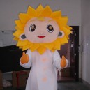 Supply Cartoon Costumes Walking Cartoon Doll Clothing Doll Clothing Walking Small Sunflower Mascot Costume