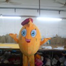Supply Cartoon Costumes Walking Cartoon Walking Doll Clothing Doll Clothing Stuffed with A Treasure Mascot Costume