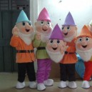 Supply Cartoon Doll Clothing Doll Clothing Walking Cartoon Cartoon Seven Dwarfs Mascot Costume