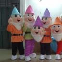 Supply Cartoon Doll Clothing Doll Clothing Walking Cartoon Cartoon Seven Dwarfs Mascot Costume