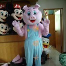 Supply Walking Cartoon Doll Clothing Cartoon Show Clothing Children Cartoon Clothing Cartoon Pig Cocoa Mascot Costume