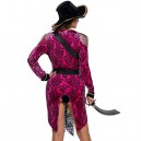 Europe and The United States Halloween Sexy Rogue Caribbean Female Pirate Game Stage Performance Clothing Halloween Costume