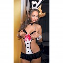 Lulu Sweet Sweet One - Piece Dress Rabbit Wear Halloween Uniform Halloween Costume
