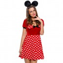 Supply Little Dot Dress Dress. Little Miss Dress Halloween Costume