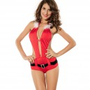 Europe and The United States Winter Sleeveless Siamese Stage Equipment Christmas Equipment