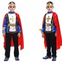 Supply Halloween Children Prince Dress Up Performance Dress Makeup Prince Arabian