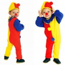 Supply Halloween Costume Children Clown Costumes Make - Up Clown Flower Girl Dress Stage Performance Service