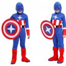 Supply Halloween Costume Children Us Captain Avenger Alliance Shield