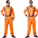 Halloween Costume Adult Adult Stage Astronaut Service Astronaut Service