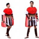 Supply Halloween Costume Stage Adult Prince of Rome Dress Up Performance Dress