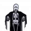 Supply Halloween Costume Ghost Festival Costume Skull Head Ghost Clothing Makeup Dress Skull Glove Performance Suit
