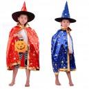 Supply Halloween Costume Magician Cloak Witch Five Star Halloween Cloak Cloak