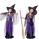 Supply Halloween Costume Stage Performance Service Girl Virgin Witch Dress Witch Clothes