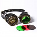 Supply Vintage Steam Punk Goggles