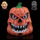 Supply Halloween Festival Supplies Supplies Voice Control Ghost Pumpkin Lights