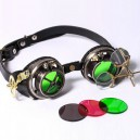 Supply Jewelry Europe and The United States Steam Punk Industrial Goggles