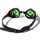 Jewelry Europe and The United States Steam Punk Industrial Goggles