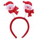 Christmas Hair Band Christmas Headband Shiny Antlers Old Head Buckle Headdress Elk Angle Dress
