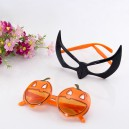 Supply Show Halloween Pumpkin Bats Spider Web Dress Up Pumpkin Funny Plastic Glasses Pumpkin Glasses