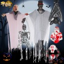 Halloween Pendant Ornaments Horror Dress Ktv Skeleton Ghosts More Style Pu Ghosts