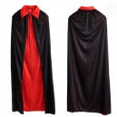 Supply Halloween Costume Costume Death Cloak M Two-color Collar Collar Cloak