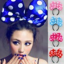 Supply Giant Big Bow Hoop Big Mouse Mouse Hair Glowing Butterfly Headband