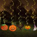 Supply Curtain Strap Halloween Pumpkin Floral House Strap Flower Strap Strap Decorative Placement Placement Kindergarten