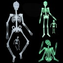 Supply Halloween Supplies Haunted House Scene Set Ghost Festival Skull Rack Monkey Skull Frame Plastic Skull Skeleton