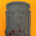 Supply Halloween Haunted House Ktv Scene Layout Bubble Big Tombstone Halloween Tombstone