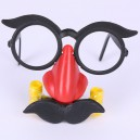 Supply Blowing Bugs Bugs Glasses Blowing Whistles Big Nose Clown Cartoon Funny Toys Children Glasses Toys